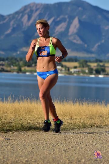 Нина Зарина планирует принять участие в Wings for Life World Run и в следующем году. Фото ninazarina.com