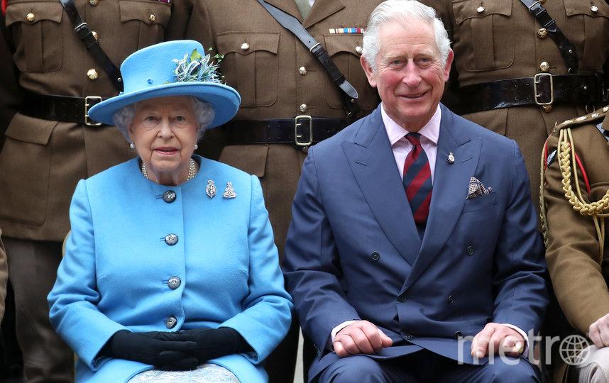 Королева Елизавета II и Чарльз, принц Уэльский. Фото Getty, Getty