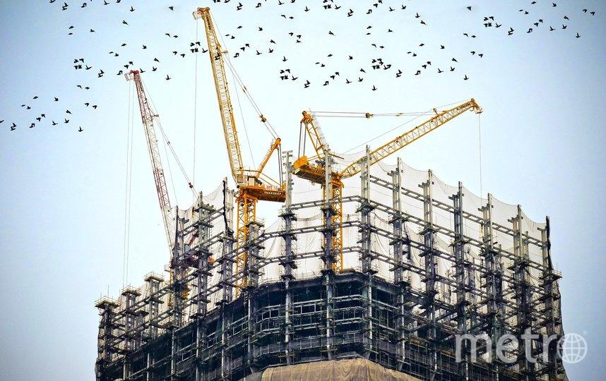 При возобновлении работ на стройплощадках будут соблюдены все меры безопасности и санитарные требования. Фото Pixabay
