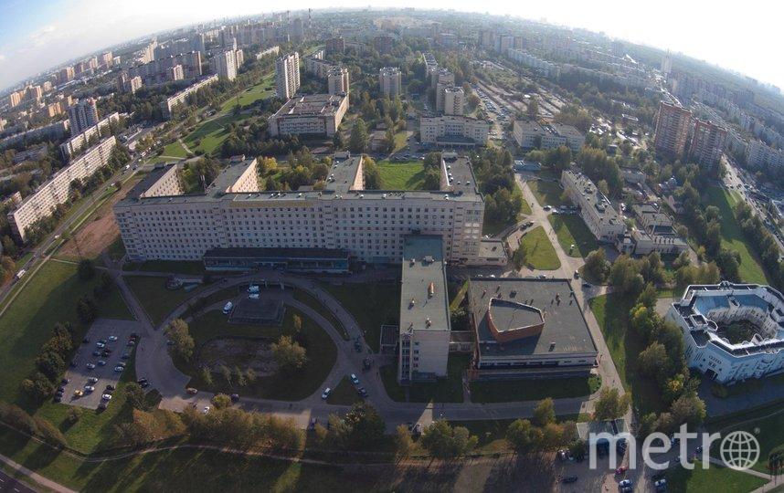 Елизаветинская больница. Фото elizspb, vk.com