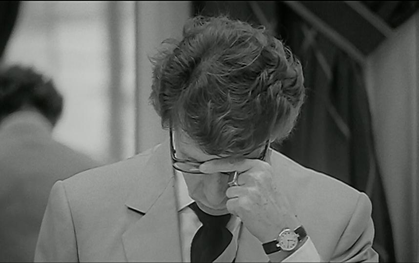"""Показ документального фильма об Ив Сен-Лоране """"Величайший кутюрье"""" долгое время был запрещён судом. Фото кадр из фильма"""