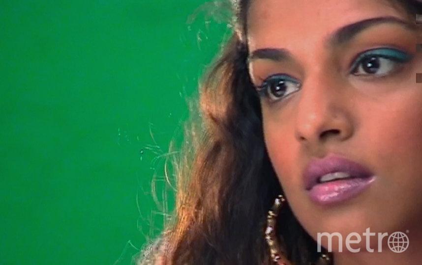 """""""Матанги / Майя / M.I.A."""" – рассказ о необычной поп-звезде от её лица. Фото кадр из фильма"""