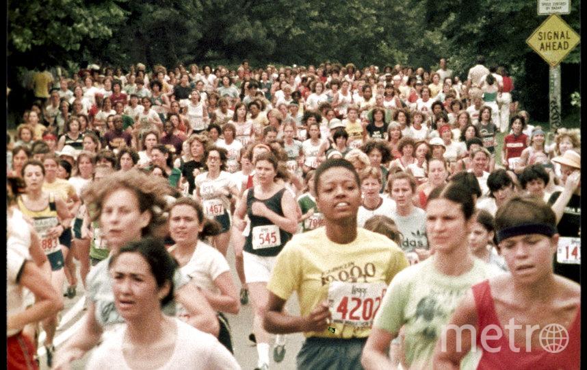 """""""Бег это свобода"""" показывает, как спорт может превратиться в общественное движение и коммерческую индустрию. Фото кадр из фильма"""