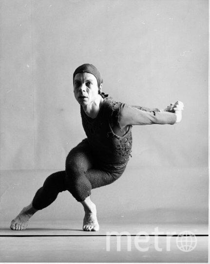 """Фильм """"Каннингем"""" был снят к 100-летию известного американского хореографа Мерса Каннингема. Фото кадр из фильма"""