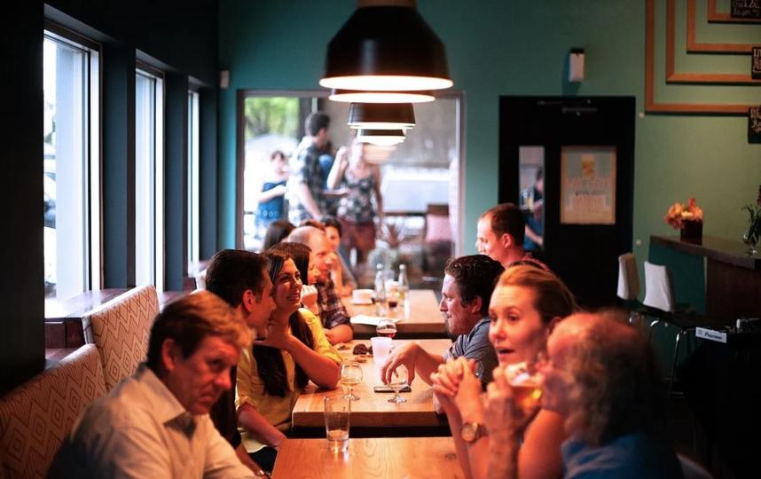 После окончания режима самоизоляции ресторанам будет сложно остаться на плаву. Фото Pixabay