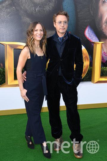 """Роберт Дауни-младший и его супруга Сьюзан выступят продюсерами сериала """"Сладкоежка"""". Фото Getty"""