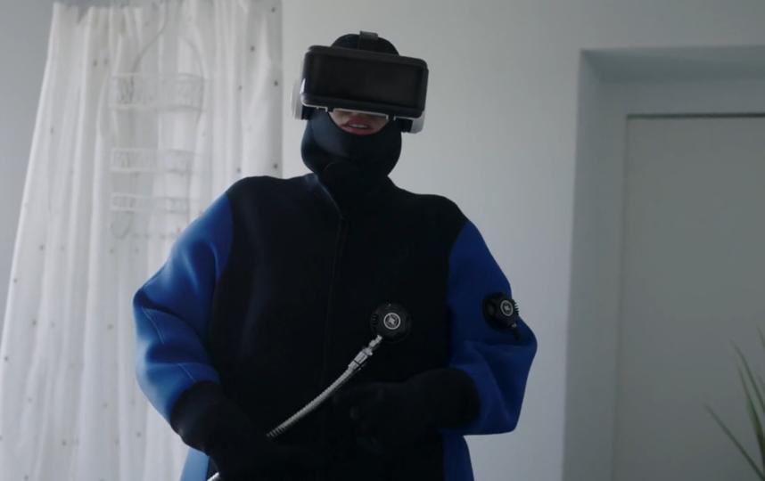 """Секс-костюм. Фото Prime video, """"Metro"""""""
