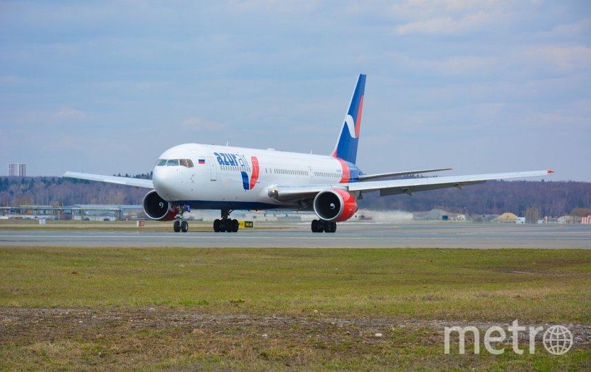 Российская авиакомпания Azur Air начнет выполнять рейсы в Сочи из Москвы. Фото www.azurair.ru