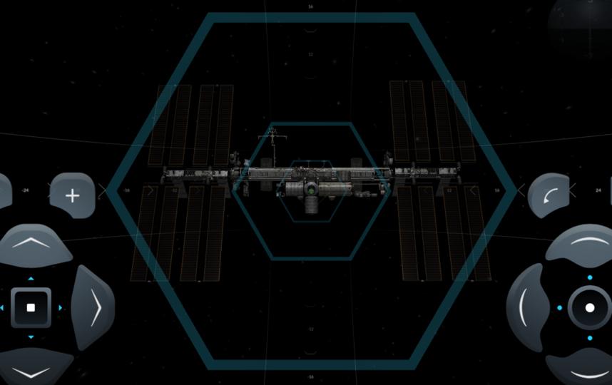 Создатели игры советуют действовать как можно медленнее. Фото Скриншот с сайта SpaceX.