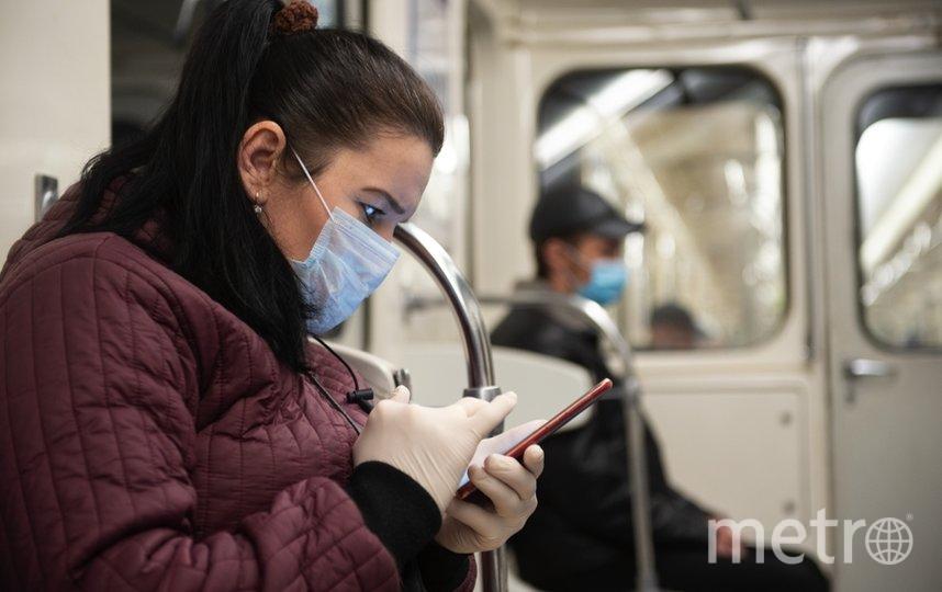 """В условиях пандемии лучше вообще отказаться от контактного способа общения по телефону. Фото Святослав Акимов, """"Metro"""""""
