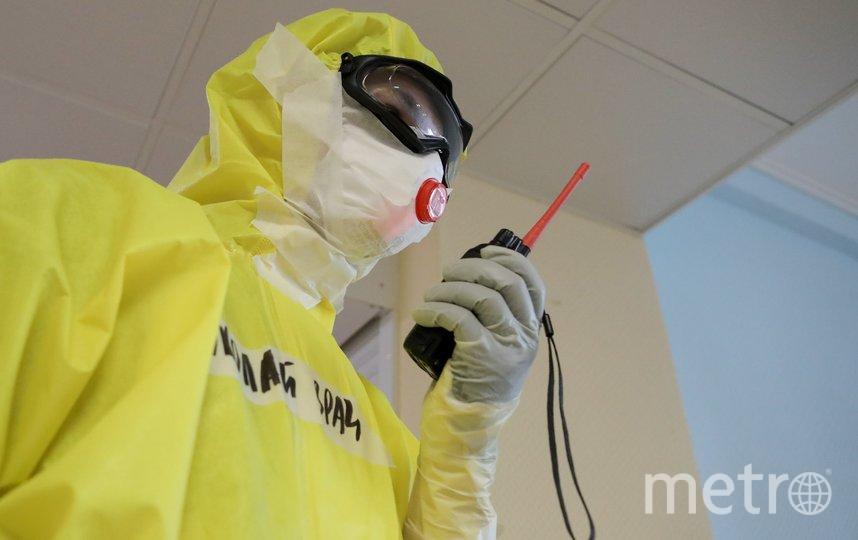"""Пациентам с новыми проявлениями коронавируса потребовалась операция. Фото Агентство """"Москва"""""""