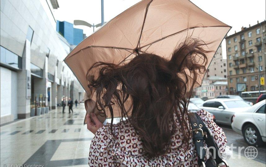 Дожди и ветер ждут Петербург. Фото Getty
