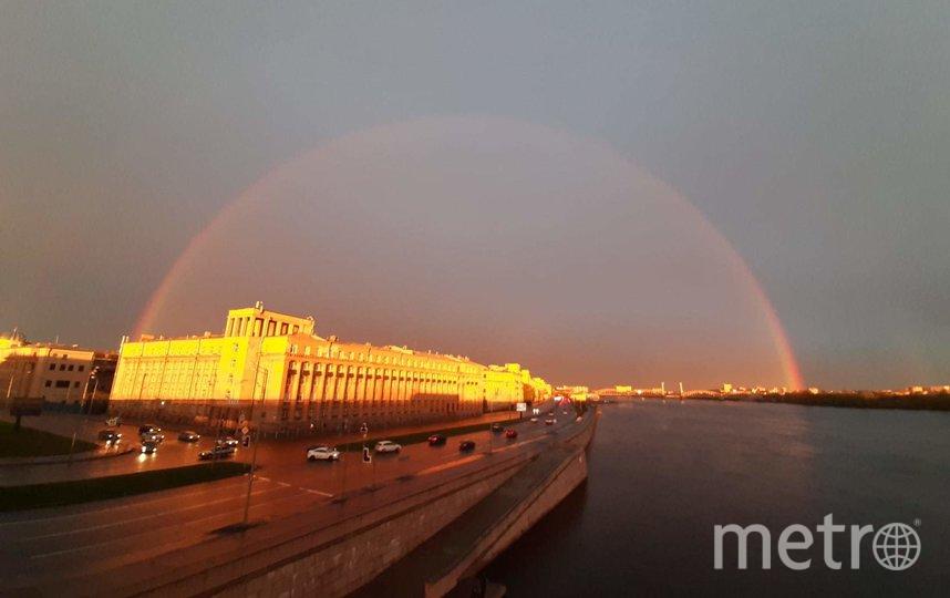 Петербуржцы поделились фотографиями. Фото spb_today