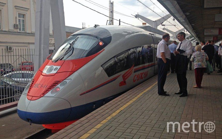 """Изменения затрагивают более 50 пар поездов. Фото Агентство """"Москва"""""""