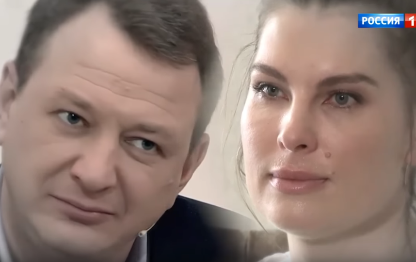 Елизавета Шевыркова и Марат Башаров. Фото Скриншот Youtube