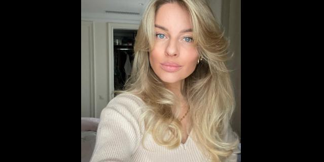 Более естественные оттенки блондина – тёплые, медовые.
