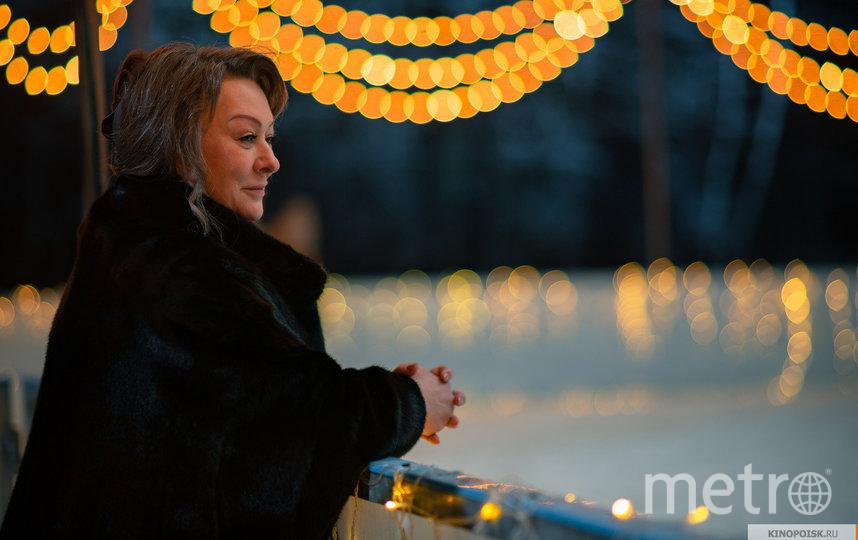 "Мария Аронова. Фото Кадр из фильма ""Лёд 2""., kinopoisk.ru"