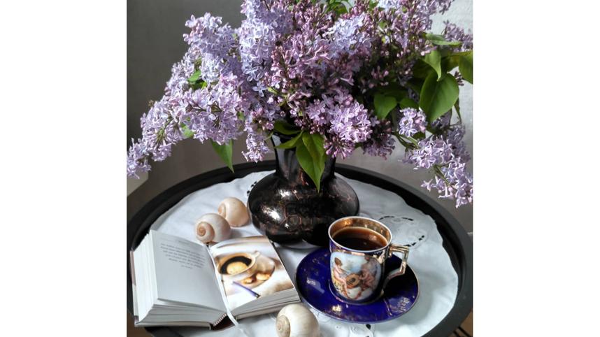 Простой чёрный кофе – лидер в соцсетях. Фото instagram.com/lana_sikorskaya