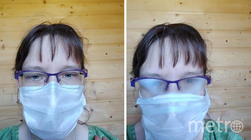 Главное – носить маску правильно, уверена стоматолог Светлана Шаповалова. Фото instagram.com/dantist_ka