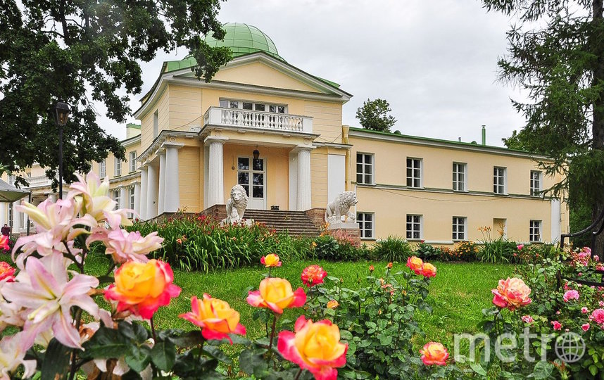 Усадьба Марьино. Фото usadbamaryino.ru