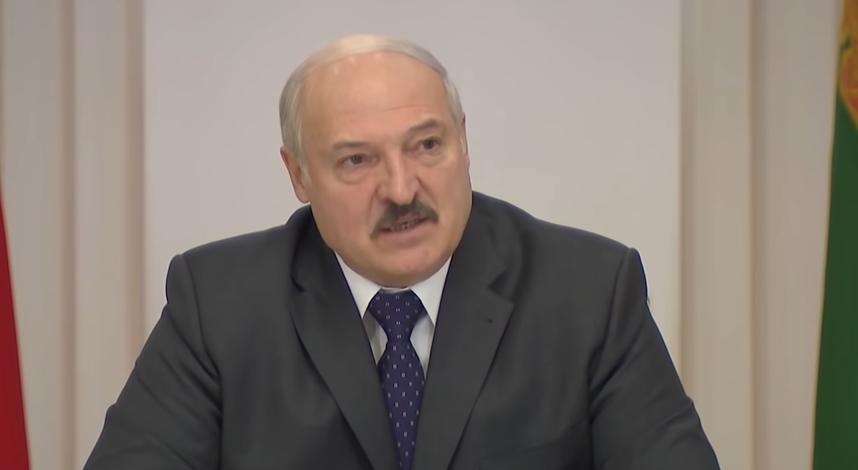 Президент Белоруссии Александр Лукашенко. Фото Канал CTVBY, Скриншот Youtube