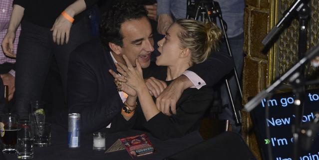 Мэри-Кейт Олсен и Оливье Саркози начали встречаться в 2012 году.