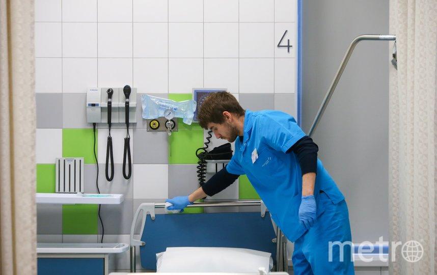 """В ВОЗ считают, что прогресс в мировом здравоохранении находится под угрозой. Фото Агентство """"Москва"""""""