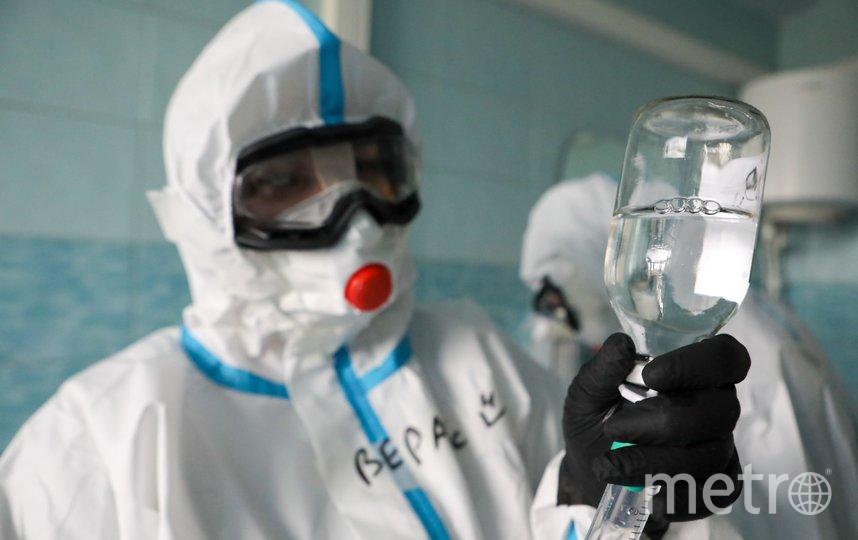 """Эксперты ВОЗ высоко оценивают уровень борьбы с эпидемией в Москве. Фото Агентство """"Москва"""""""