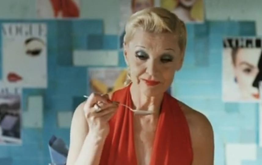 Светлана Светличная в фильме Ренаты Литвиновой. Фото Скриншот Youtube