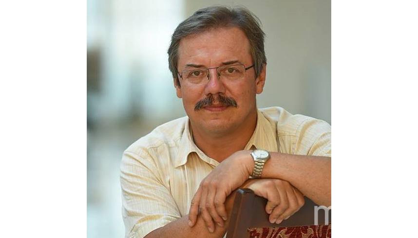 Евгений Коблик, орнитолог, кандидат биологических наук. Фото facebook.com/evgeny.koblik