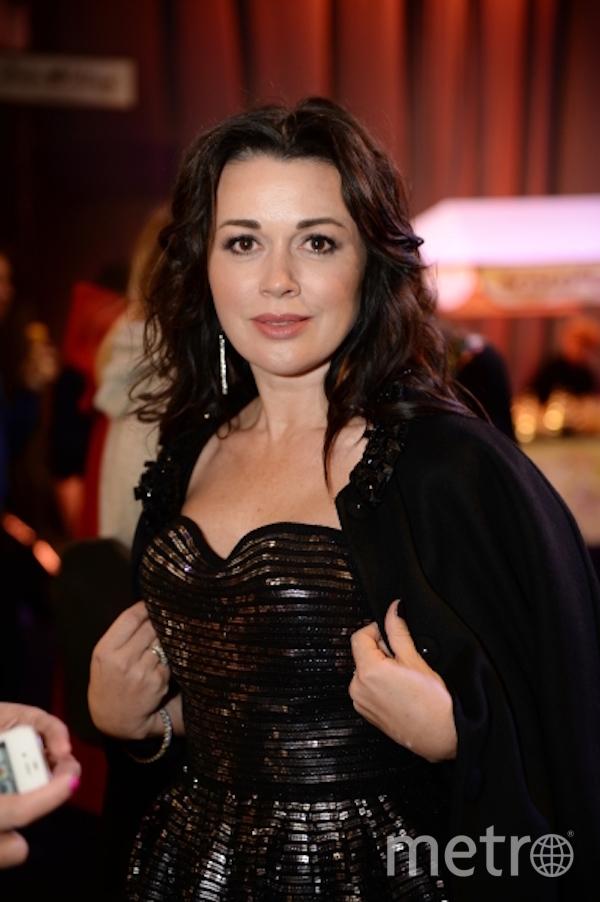 Анастасия Заворотнюк. Фото РИА Новости