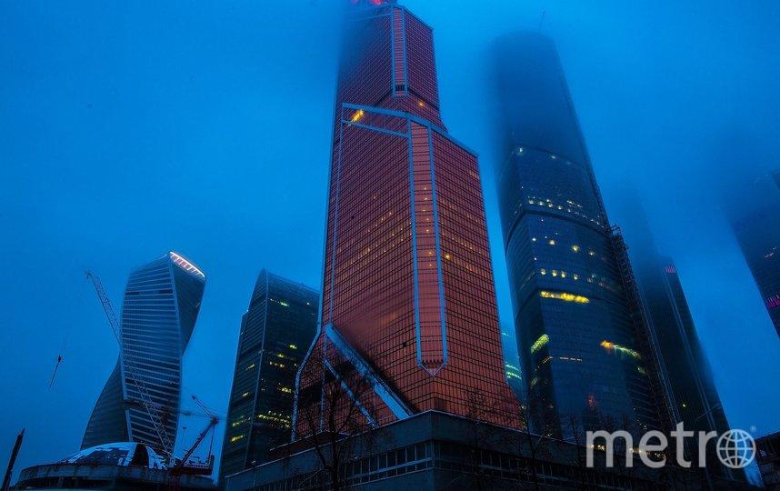 """Москва-Cити. Фото pixabay.com, """"Metro"""""""
