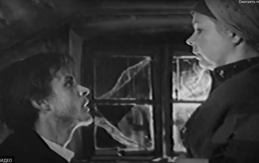 "Кадр из фильма ""Преступение и наказание"". Фото youtube, ""Metro"""