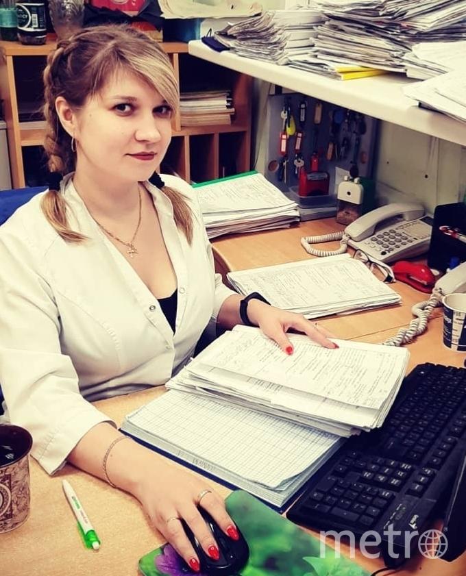 """Алена Балыкова. Фото """"Metro"""""""