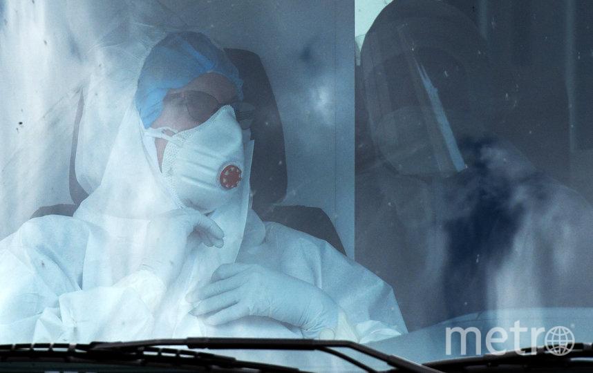 Следственный комитет начал проверки по фактам невыплат компенсаций медикам в более чем 10 регионах России. Фото AFP