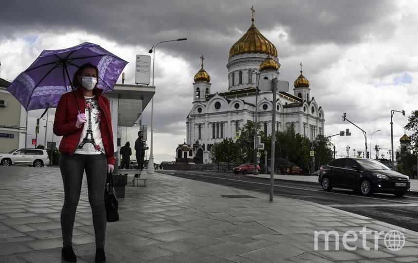 Москвичей предупредили о прохладной и ветреной погоде. Фото AFP
