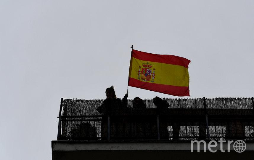 По последним данным Университета Джона Хопкинса, всего в Испании зафиксировано 230 698 случаев заболевания коронавирусом. Фото AFP