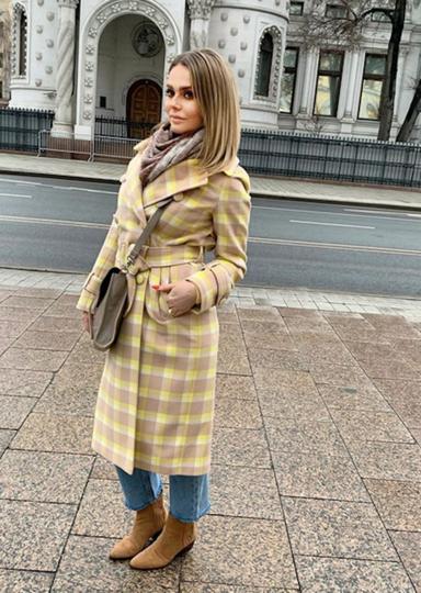 Ксения Новикова. Фото скриншот Instagram @ks_novikova_official