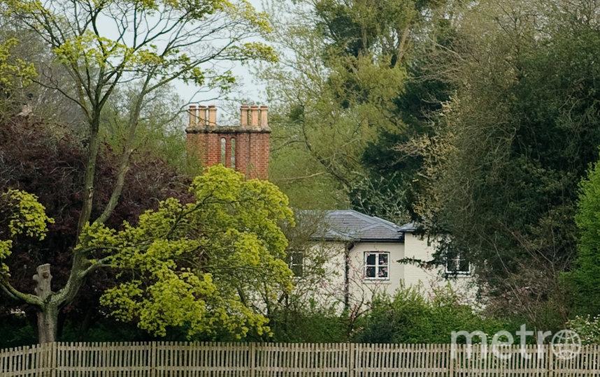 Фрогмор-хаус, резиденция принца Гарри и Меган Маркл в Великобритании. Фото Getty