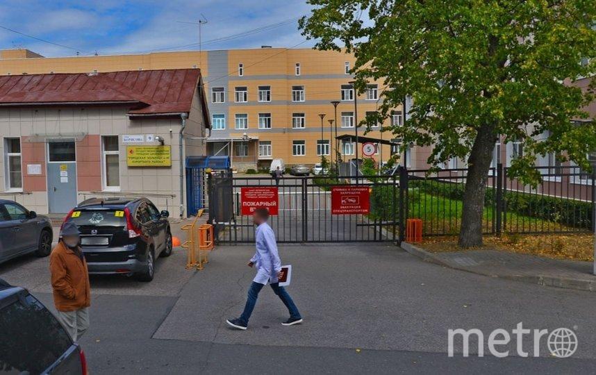 Переливание плазмы сделали в больнице №40. Фото Яндекс.Панорамы