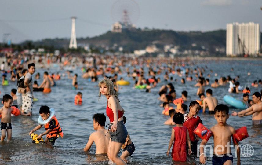 Пляж во Вьетнаме. Фото AFP