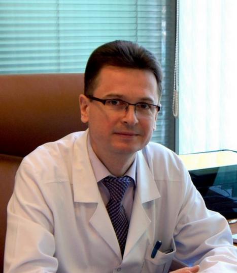 Сергей Бабак. Фото из личного архива
