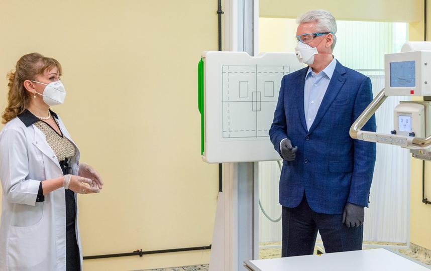 Современное оборудование и расширенный штат специалистов позволят детям проходить часть исследований рядом с домом. Фото mos.ru