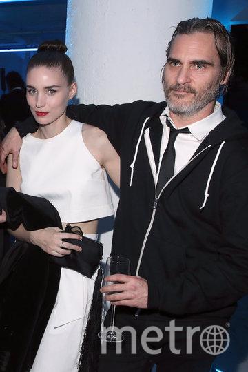 Хоакин Феникс и Руни Мара. Фото Getty
