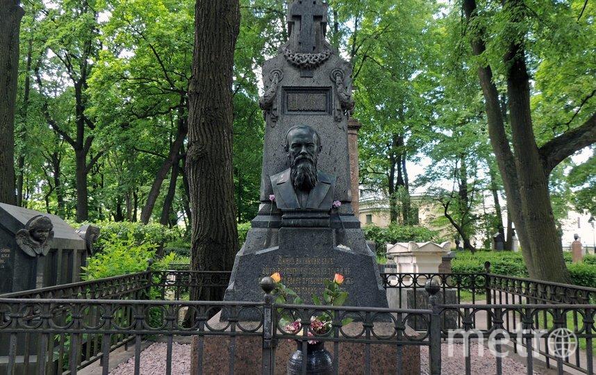 Некрополь. Фото Музей Городской Скульптуры /vk.com/gmgs_ru, vk.com