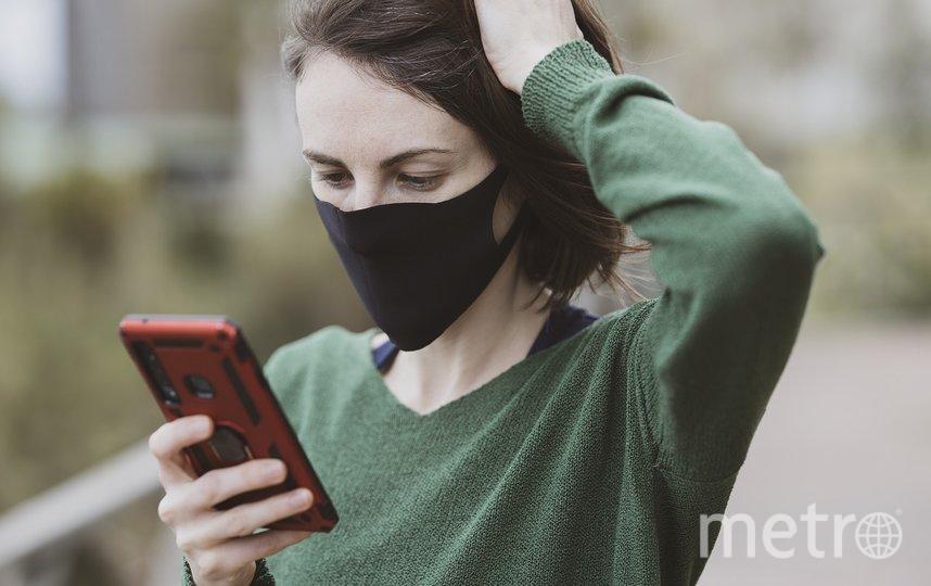 Возможно, скоро для обнаружения коронавирус понадобится только телефон со специальным датчиком. Фото pixabay.com