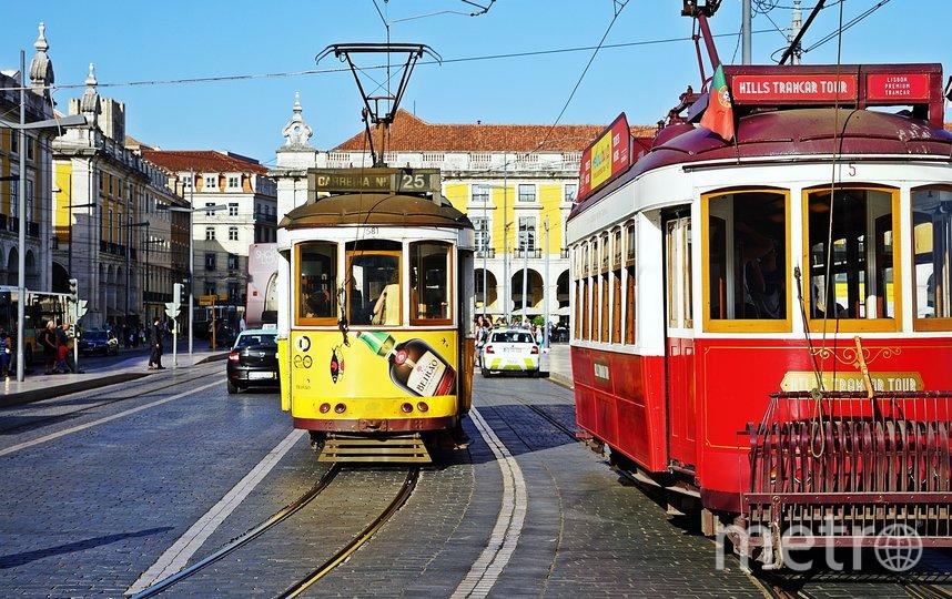 """Раньше в Португалии было много народу на улицах. Фото pixabay.com, """"Metro"""""""