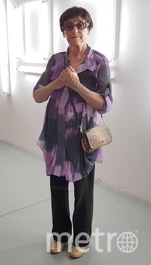 Ирина Залмановна Блейх в обычной жизни любит ходить на концерты классической музыки. Фото предоставлено Галиной Блейх