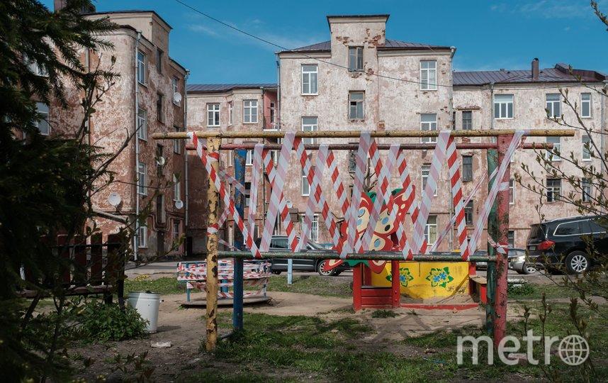 """В Ленобласти ослабили ограничения: Погулять по Выборгу едет вся страна. Фото Алена Бобрович, """"Metro"""""""