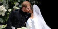 Принц Гарри и Меган Маркл поженились два года назад: вспоминаем фото со свадьбы